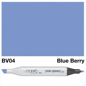 Copic Classic Bv04 Blue Berry