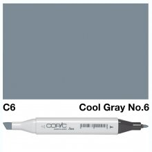 Copic Classic C06 Cool Gray 6