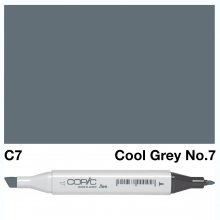 Copic Classic C07 Cool Gray 7