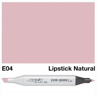 Copic Classic E04 Lipstick Natural