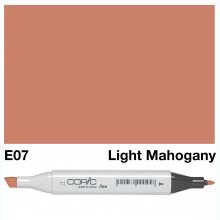 Copic Classic E07 Light Mahogany