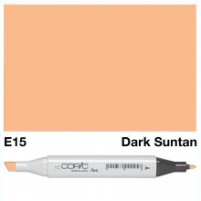 Copic Classic E15 Dark Suntan