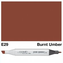 Copic Classic E29 Burnt Umber