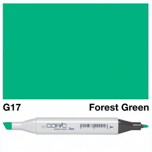 Copic Classic G17 Forest Green