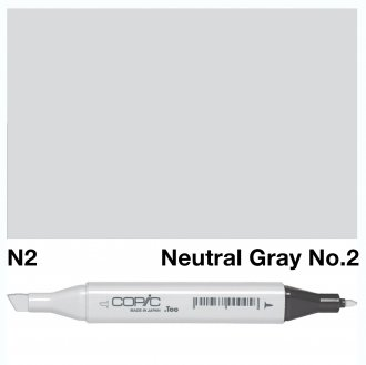 Copic Classic N2 Neutral Gray No2