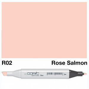 Copic Classic R02 - Rose Salmon
