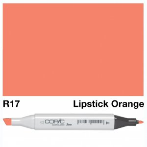 Copic Classic R17 Lipstick Orange