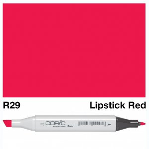 Copic Classic R29 Lipstick Red