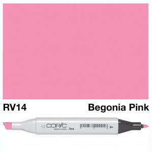 Copic Classic Rv14 Begonia Pink