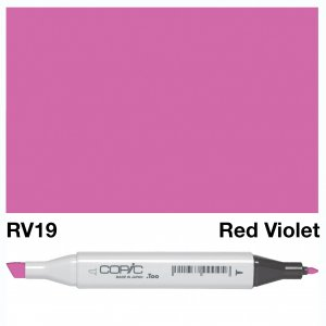 Copic Classic Rv19 Red Voilet