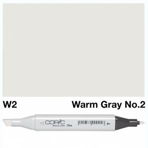 Copic Classic W02 Warm Gray No2