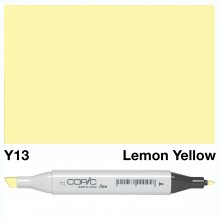 Copic Classic Y13 Lemon Yellow