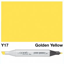 Copic Classic Y17 Golden Yellow