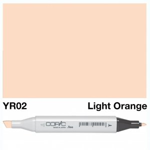 Copic Classic Yr02 Light Orange