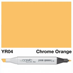 Copic Classic Yr04 Chrome Orange