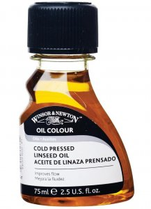 Cold-pressed Linseed Oil Wn 75ml
