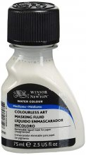 Colourless Masking Fluid Winsor & Newton 75ml