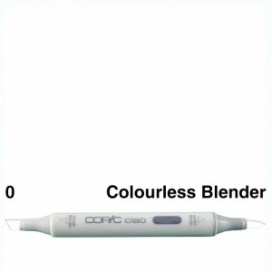 0 Copic Sketch Colorless Blender