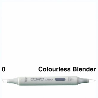 0 Copic Ink Colorless Blender