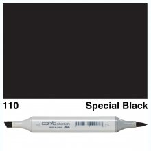 Copic Sketch 110-Special Black