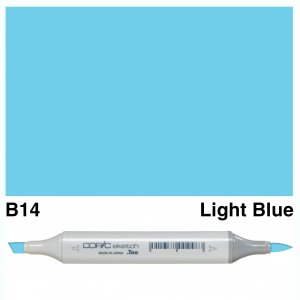 Copic Sketch B14-Light Blue