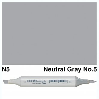 Copic Sketch N5-Neutral Gray No.5