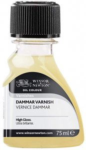 Damar Varnish 75ml