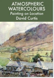 Atmospheric Watercolour - Painting on Location Dvd David Curtis