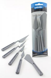 Derivan Painting Knife Set