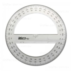 Protractor 360 degrees