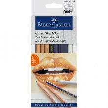 Faber Castell Classic Sketch Set