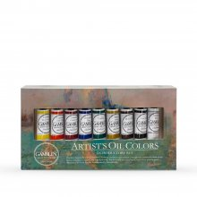 Gamblin Artist Oil Set 9