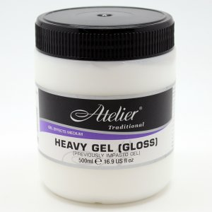 Heavy Gel (Gloss) Atelier 500ml