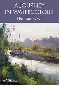 A Journey in Watercolour Dvd by Herman Pekal