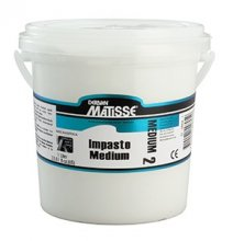 Impasto Medium Matisse MM2 1lt