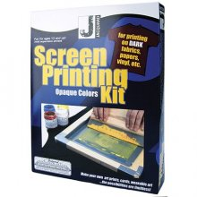JAC Opaque Screenprinting Kit