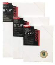 12x16 Jasart Thin Edge Canvas (305x406mm)