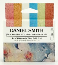 Daniel Smith Jean Haines All That Shimmers Set 6x5ml