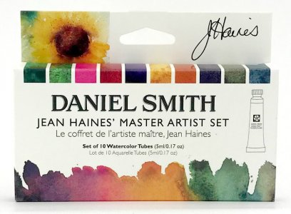Daniel Smith Jean Haines Master Artist Watercolor 5ml Set
