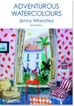 Adventurous Watercolours Dvd by Jenny Wheatley