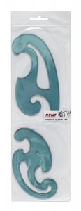 Kent French Curve Set