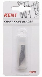 Kent Craft Knife Blades 10pk