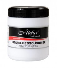 Liquid Gesso Atelier 500ml