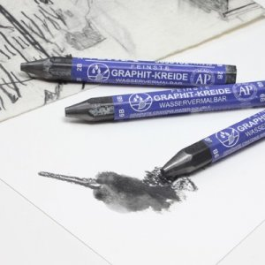 Lyra Water Soluble Graphite Stick 9B