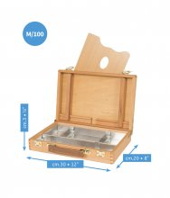 Mabef M100 Sketch Box Small 20x30cm
