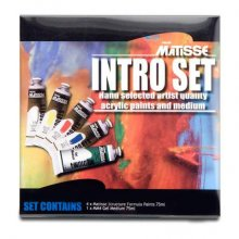 Matisse Structure Acrylic Intro Set