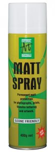 Matt Spray NAM 400g