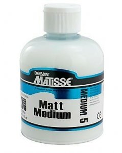 Matt Medium MM5 Matisse 250ml