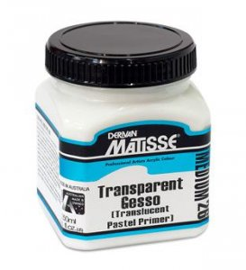 Transparent Gesso Matisse 250ml