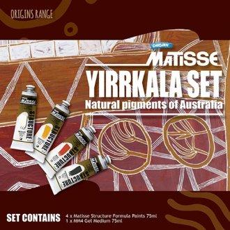 Matisse Structure Acrylic Yirrkala Set